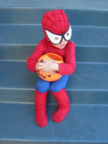 Spidermanonsteps_L